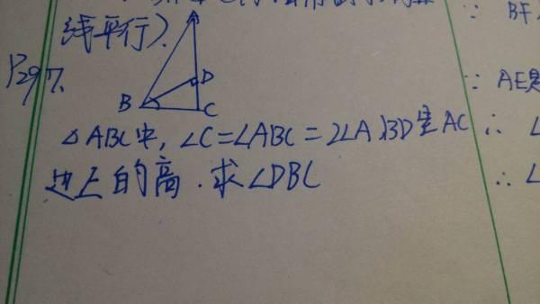 八年级上册数学,求大神高清图片