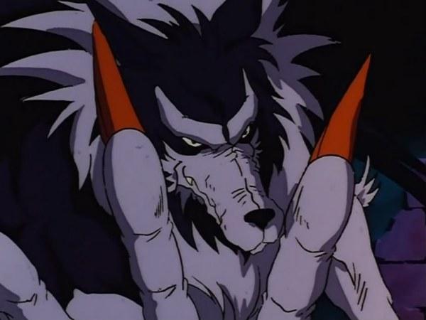 这个狼人是什么动漫里的人物? 动漫的名字。