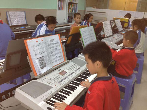 莲花北哪里有学电子琴的班图片