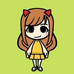 漫画可爱姐妹头像(4)