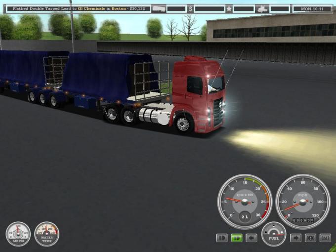 18轮大卡车2_在与其他玩家,特别是新手玩家讨论18轮大卡车游戏时,发现不少人出于