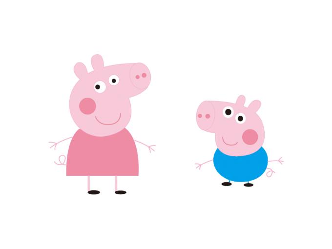 如何评价《小猪佩奇》动画片?