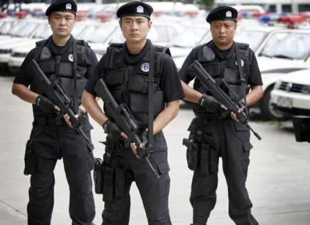 中国最新武器爆光
