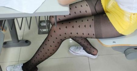 杨幂穿丝袜图片