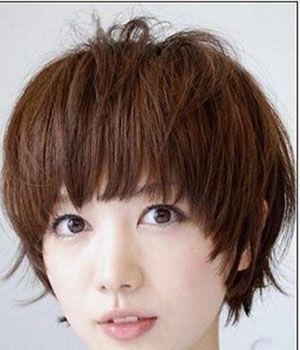 大心型脸适合什么发型分享展示图片