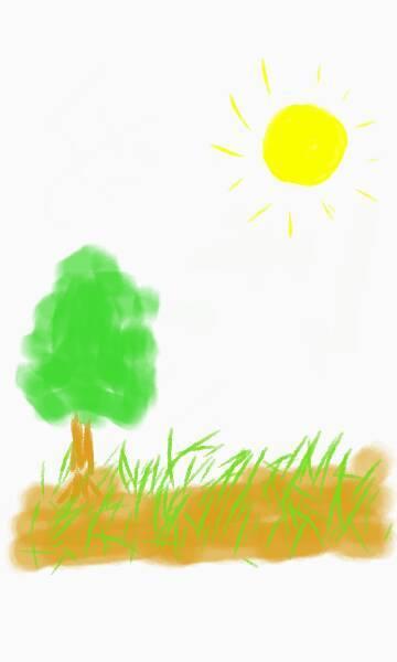 求画画好一点的大神,一幅简笔画