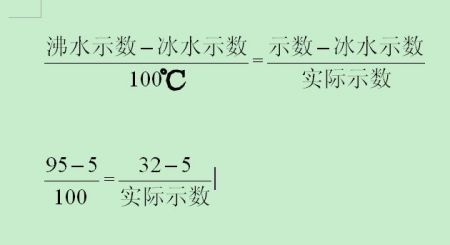rt 一支温度计刻度均匀,但读数不准,在一个标准大气压图片
