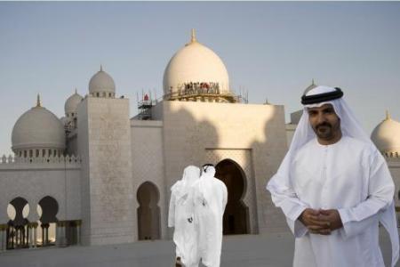 伊斯兰教和穆斯林有区别吗?图片