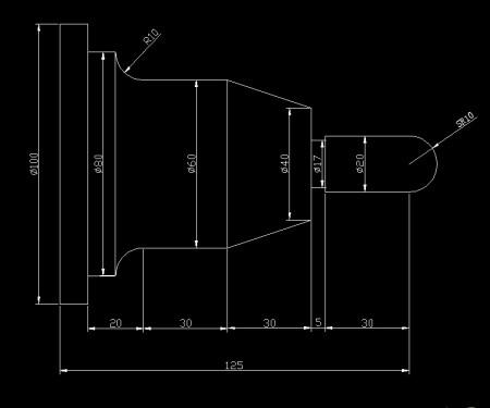 数控车床编程教程 编程o图片