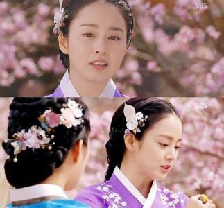 韩国古装剧里面的这个发型是什么?