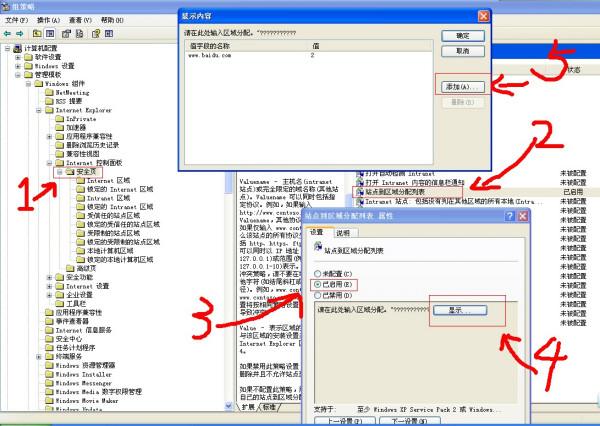 IE浏览器无法加载插件