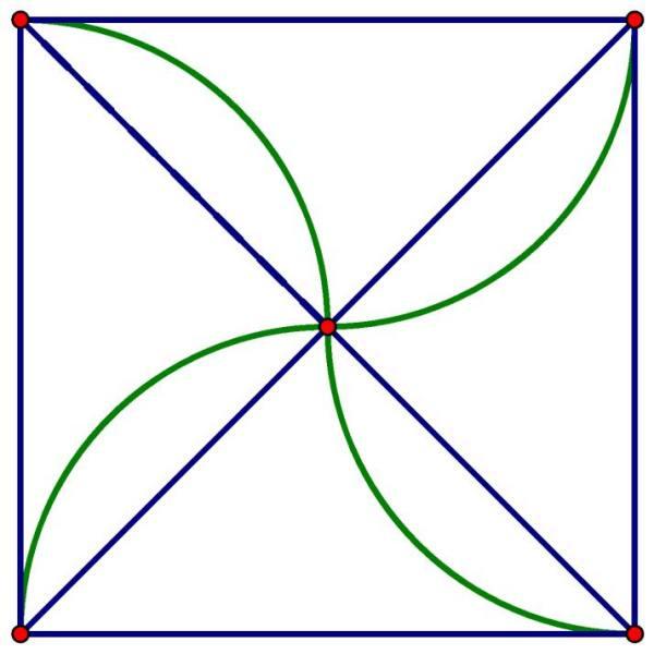 用平移和旋转设计一个美丽图案_用平移和旋转设计图片