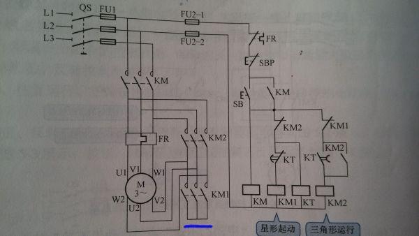 自耦减压起动器不能进入运行状态的原因及处理方法图片