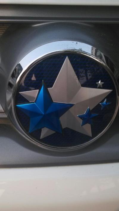 启辰 五颗星星的车标是什么车 高清图片